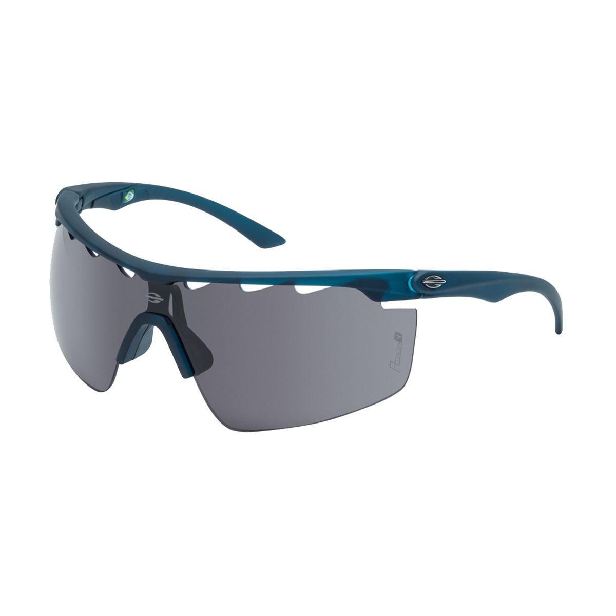 Óculos De Sol Athlon Azul Lente Cinza Básica M0042 Mormaii R  299,00 à  vista. Adicionar à sacola 59b0476f39