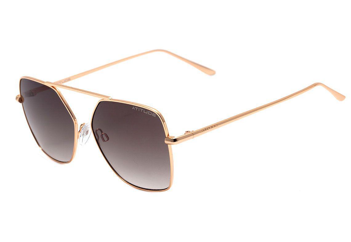 Óculos de Sol Atitude Feminino AT3211 04A R  178,50 à vista. Adicionar à  sacola e2939b4dff