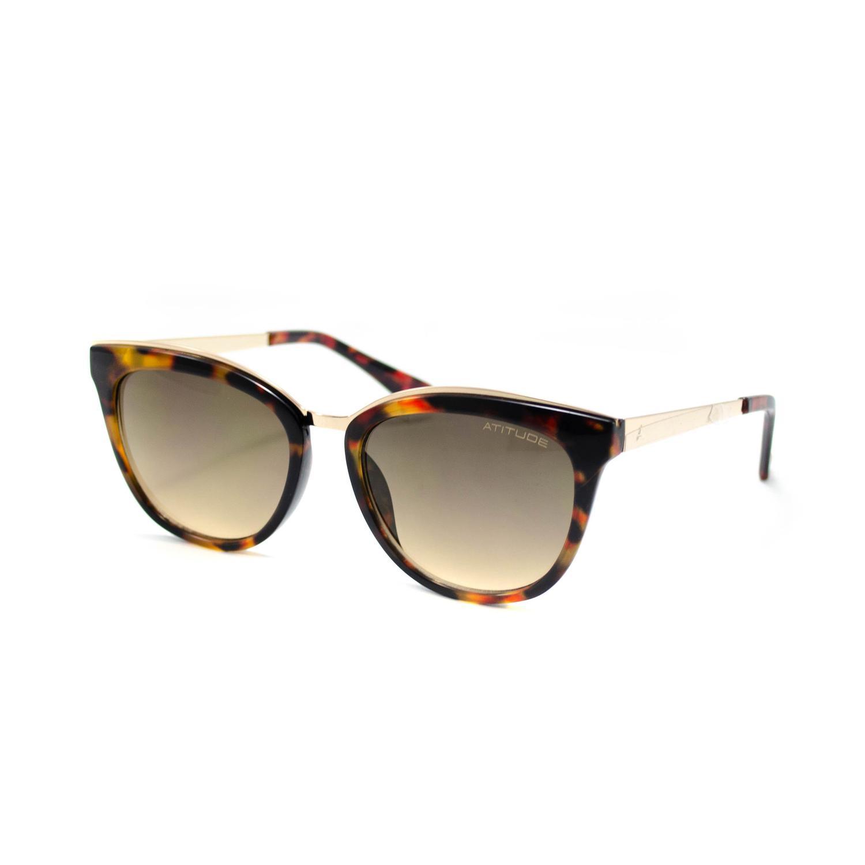 Óculos de Sol Atitude Feminino AT5354 G21 R  178,50 à vista. Adicionar à  sacola 460b6e3850