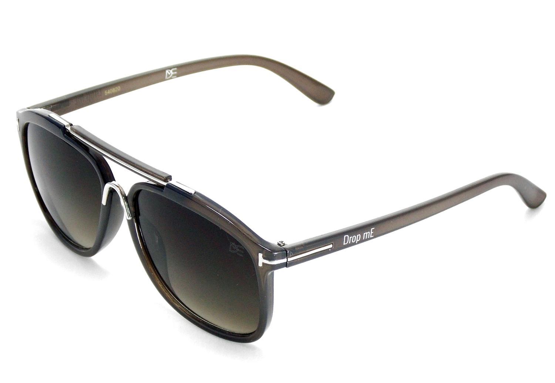 Óculos de Sol Aviador Drop mE Acetato Premium Cinza Gradiente - Drop me  acessorios R  399,90 à vista. Adicionar à sacola b35af6fa3e