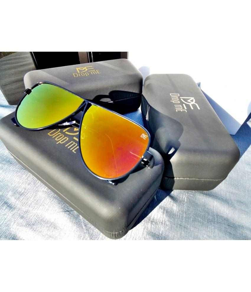 7b7693fda Oculos de sol aviador drop me flat preto lente espelhada multicor medio  unissex - Drop me acessorios R$ 299,90 à vista. Adicionar à sacola