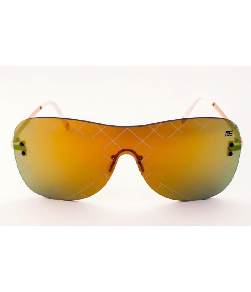 64af6a327187e Óculos de Sol Aviador Drop mE Lente Unica Laranja - Drop me acessorios R   249,90 à vista. Adicionar à sacola
