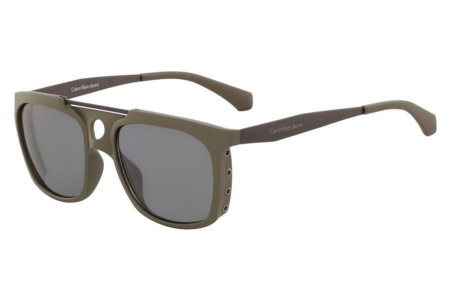 37e66cd18b0bf Óculos de Sol Calvin Klein Jeans CKJ488S 308 54 Verde Musgo Fosco Produto  não disponível