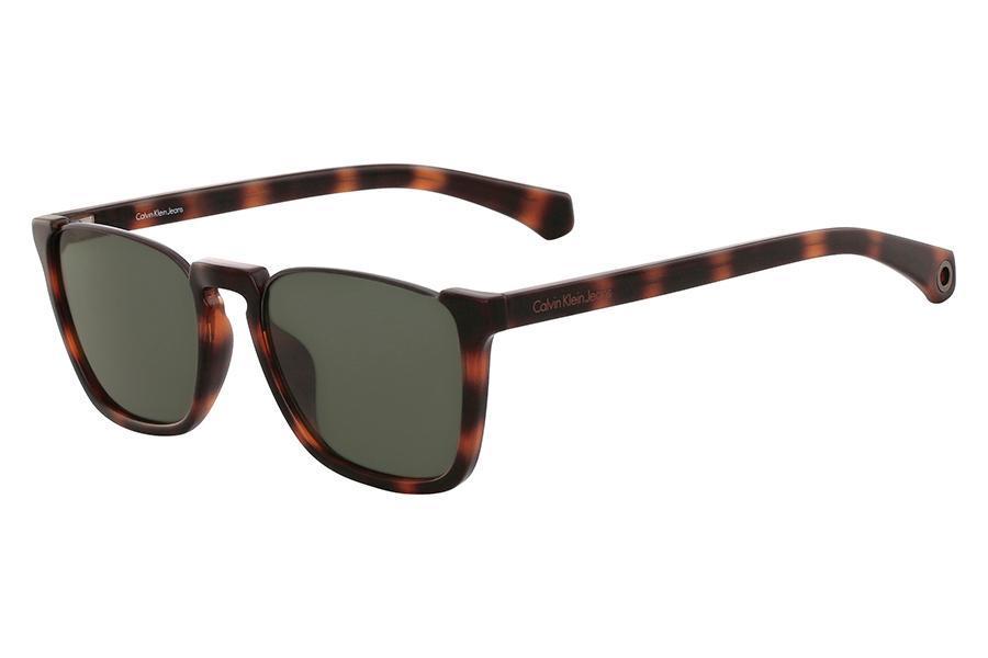 6d54195938331 Óculos de Sol Calvin Klein Jeans CKJ795S 215 52 Tartaruga Produto não  disponível