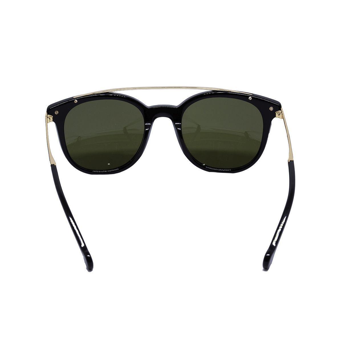 2572932747e52 Óculos de Sol Carolina Herrera Feminino SHE690 - Acetato Preto e Lente G-15  R  987,00 à vista. Adicionar à sacola