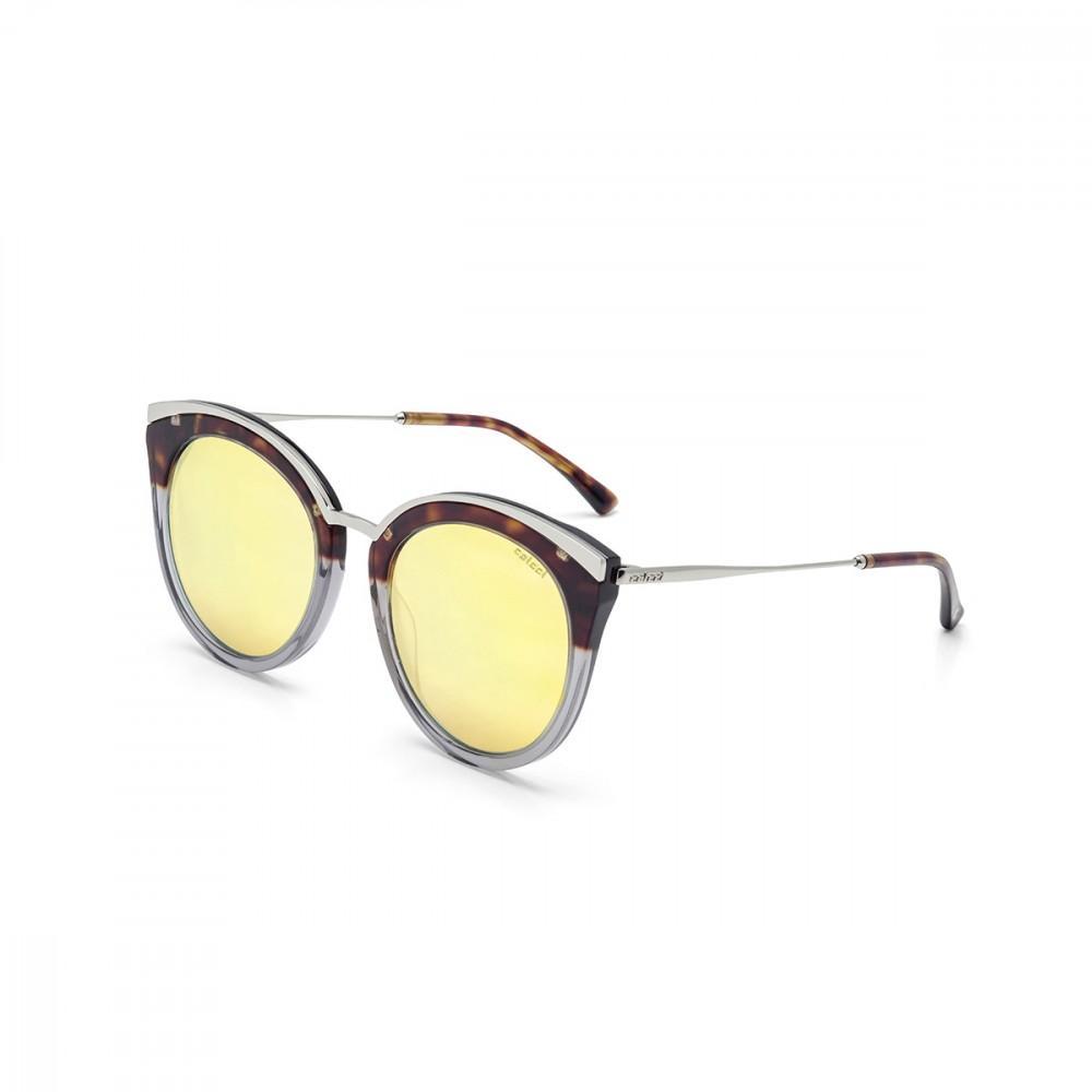 208555d37 Oculos De Sol Colcci C0074 Demi Fume Brilho Com Prata Brilho L Az Produto  não disponível