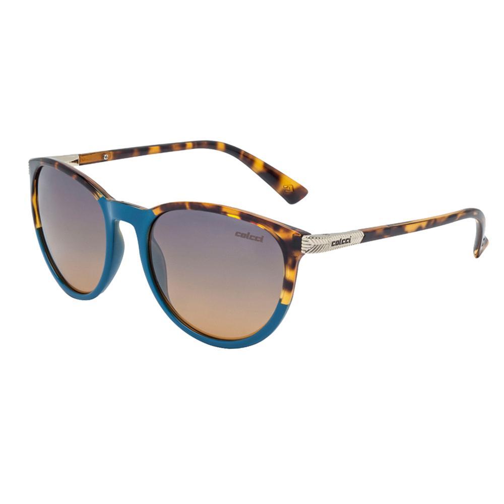 652a8f951c0d1 Óculos De Sol Donna Proteção Uv Lente Azul Com Laranja Colcci Produto não  disponível