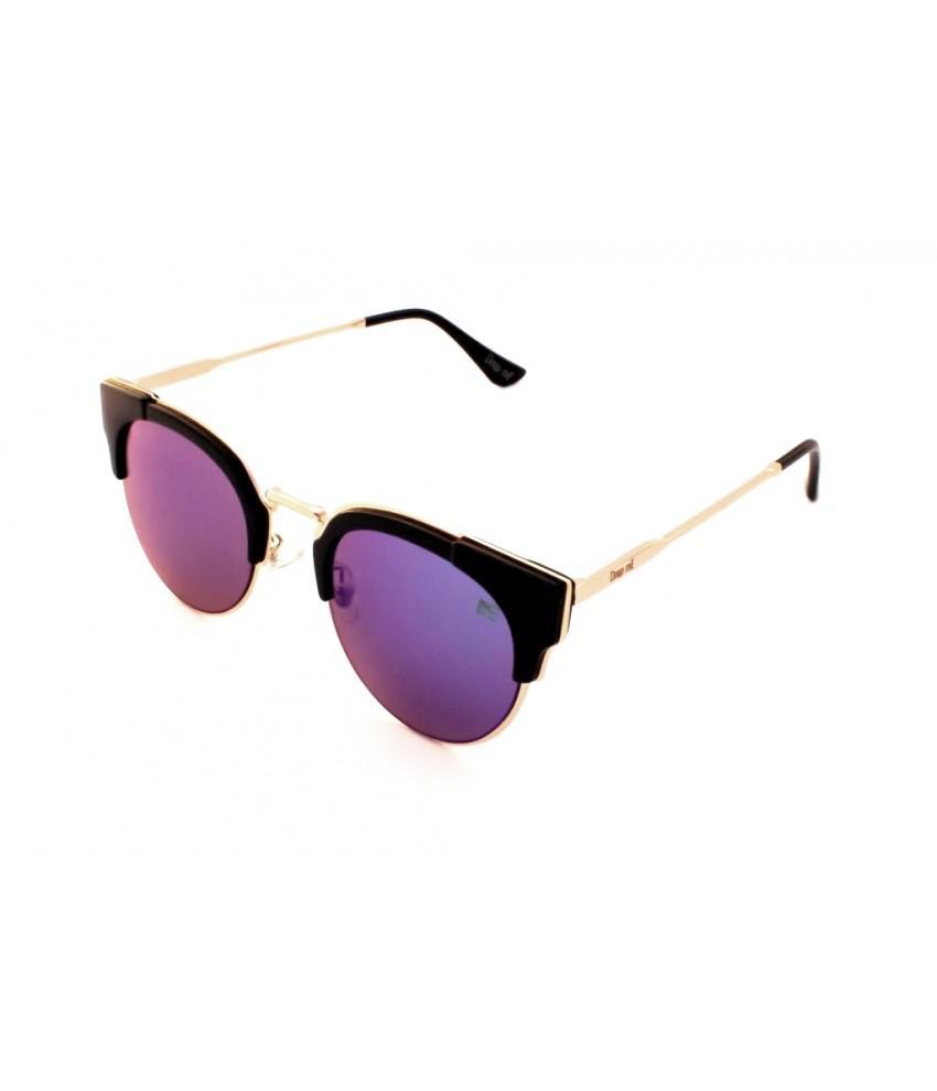 Oculos de sol drop me feminino gatinho icone preto brilho espelhado azul -  Drop me acessorios R  259,90 à vista. Adicionar à sacola 56b9b1224c