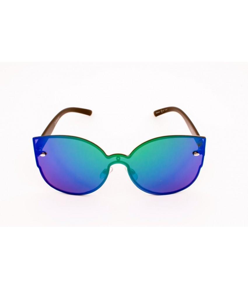 Oculos de sol drop me las gatinho mascara espelhado dual verde azul - Drop  me acessorios R  289,90 à vista. Adicionar à sacola 491b030e81
