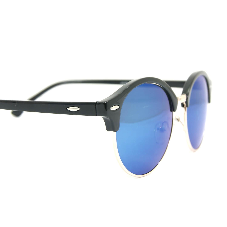 Óculos de Sol Estilo Ray Ban Preto com lente Azul - Bijoulux R  67,90 à  vista. Adicionar à sacola c7ee200976