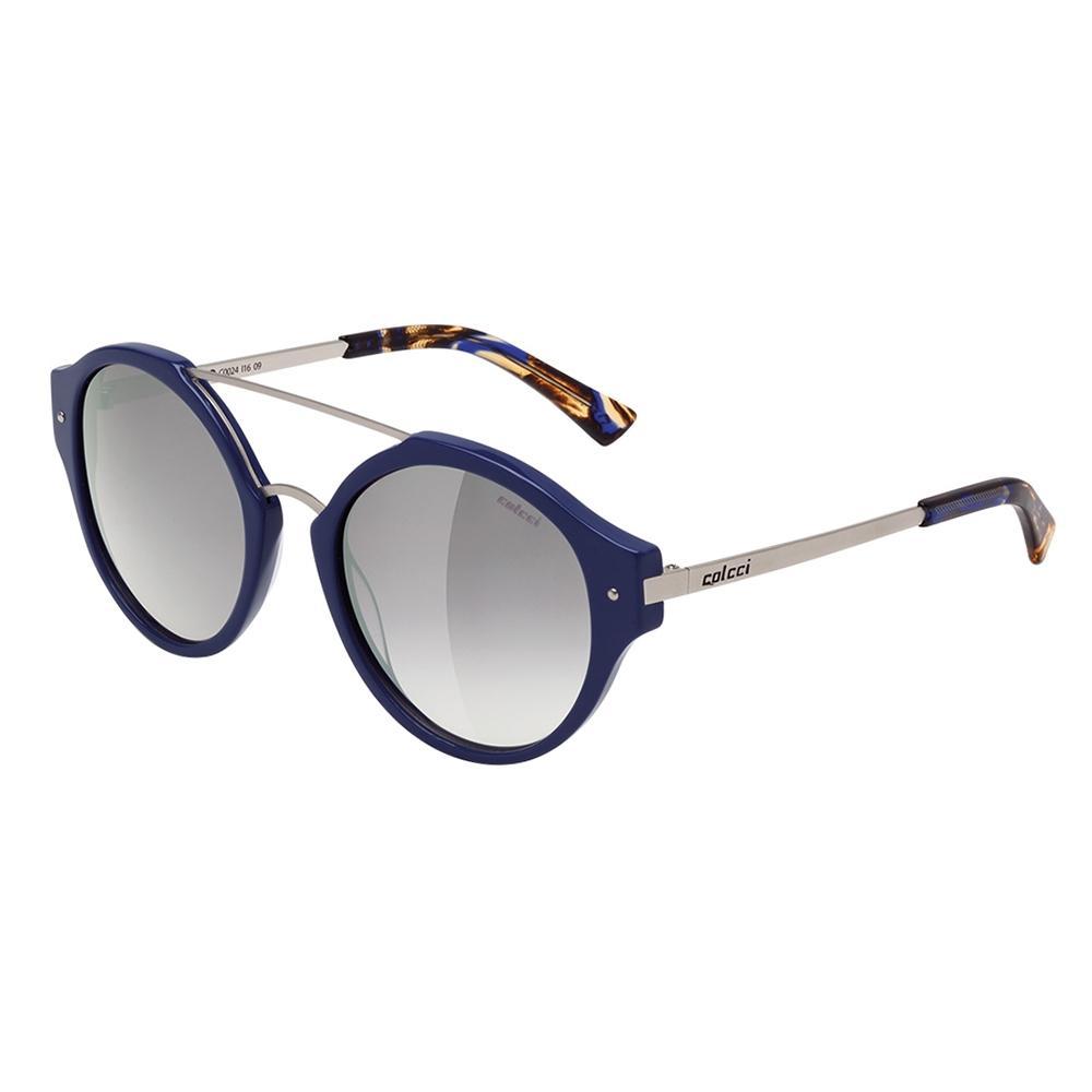 Óculos De Sol Feminino Azul e Prata Brilho C0024 Colcci R  179,90 à vista.  Adicionar à sacola d3295865b8