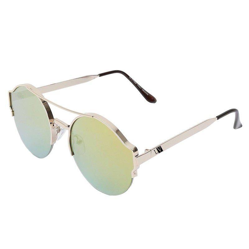 29182118e Óculos de sol feminino luma ventura ivete prata prata R$ 149,90 à vista.  Adicionar à sacola