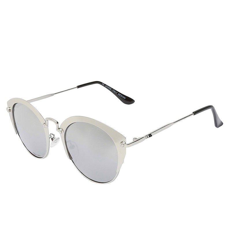 2146162b6c8c9 Óculos de sol feminino luma ventura julie prata prata - Óculos de ...
