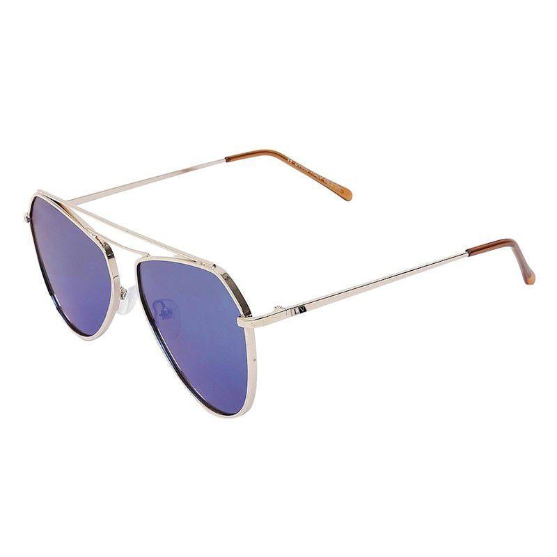 42c2d8b62d204 Óculos de sol feminino luma ventura kemily prata prata - Óculos de ...