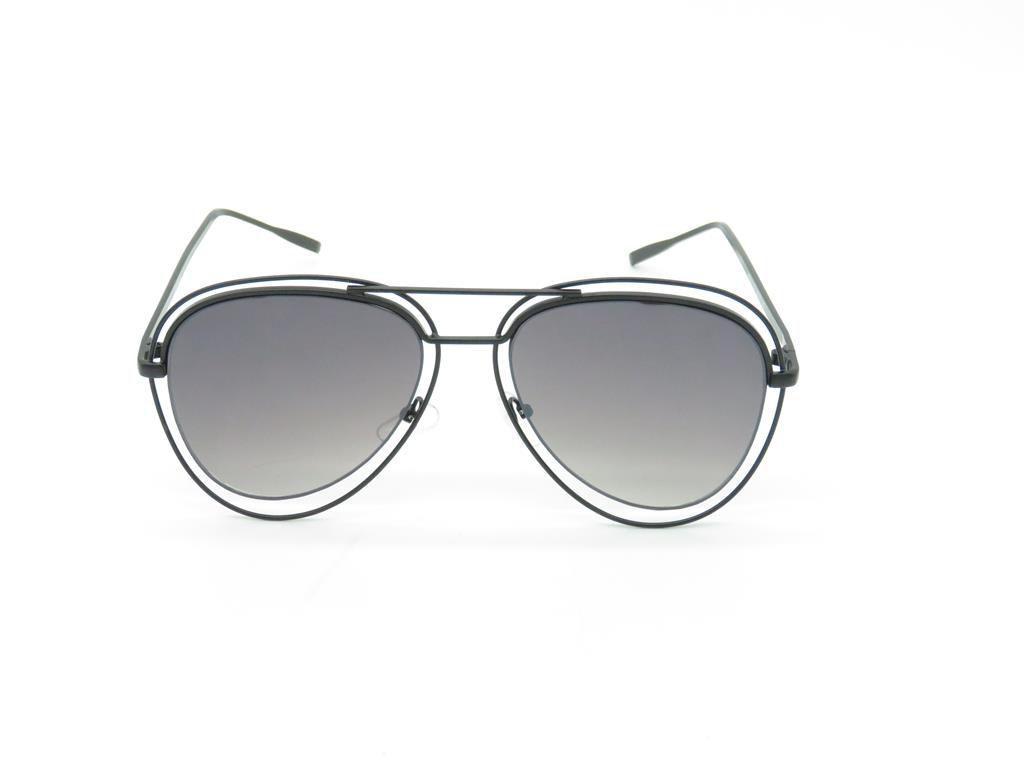 5dadda3519115 Óculos de sol feminino luma ventura romina preto black - Óculos de ...