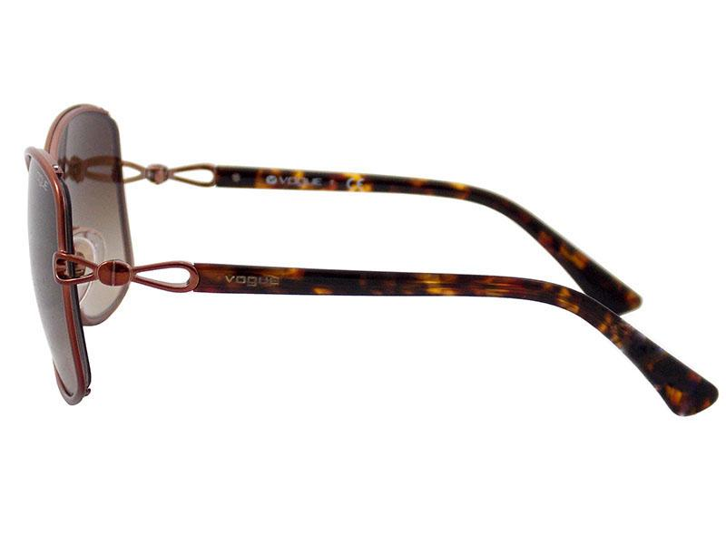 7aaf19b80687a Óculos De Sol Feminino Vogue VO3832 811 - Vogue original R  399,00 à vista.  Adicionar à sacola