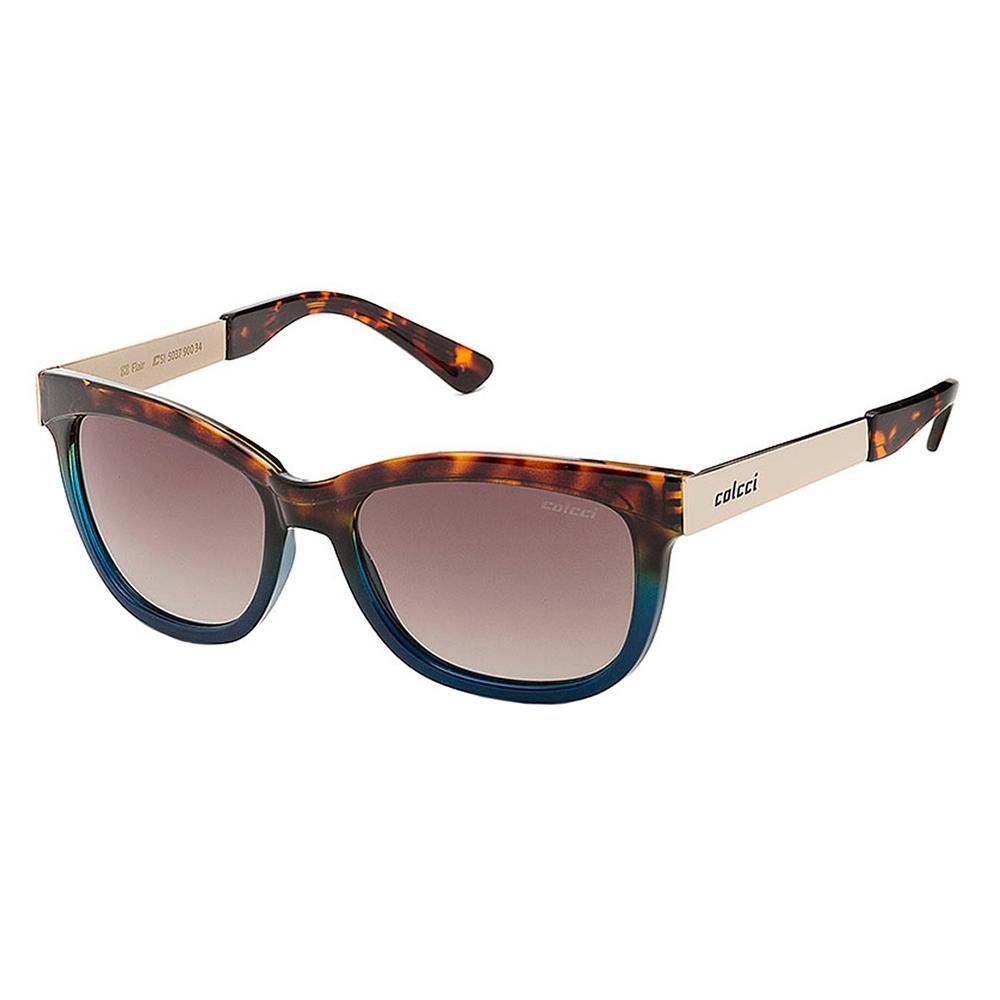 45bcc067d2744 Óculos De Sol Flair Marrom Demi Lente Marrom Degradê Colcci Produto não  disponível
