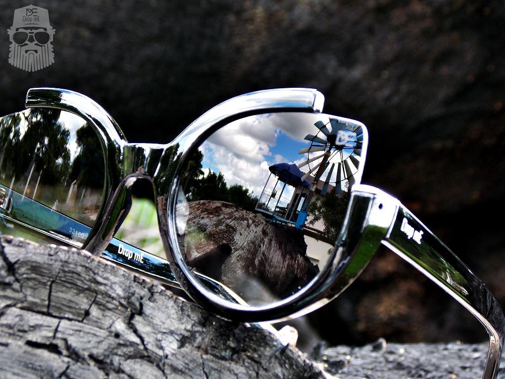 97e788a72 Óculos de Sol Gatinho Drop mE ADRIANA Cut Degradê - Drop me acessorios R$  449,90 à vista. Adicionar à sacola