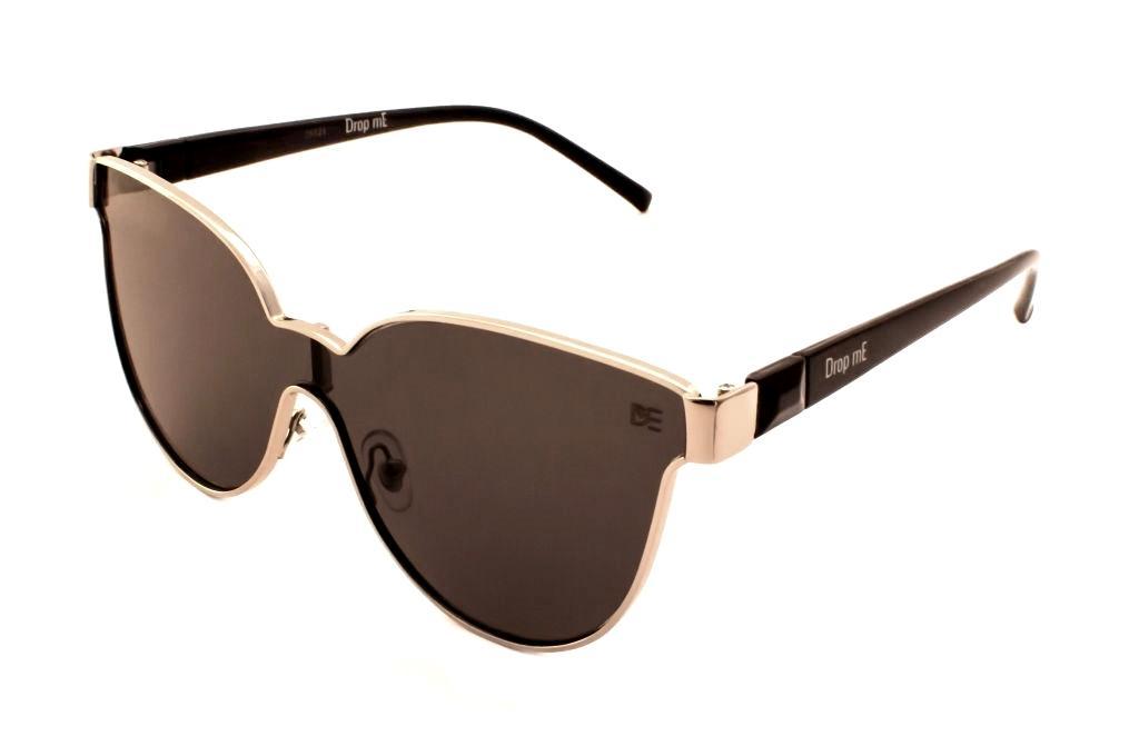 a9bf18144011c Óculos de Sol Gatinho Drop Me Lente Unica Preto R  299,90 à vista.  Adicionar à sacola