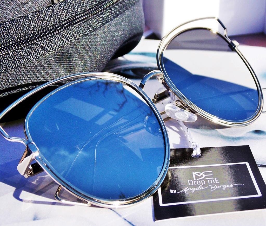 c6bc0676937e7 Óculos de Sol Gatinho feminino Drop mE Squat BY ANGELA BORGES - Drop me  acessorios R  289