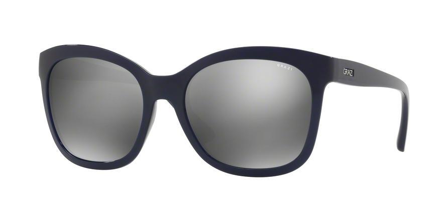85e6f78eb Óculos de Sol Grazi Massafera GZ4021 F224 Roxo Translúcido Lente Espelhada  Prata Tam 56 R$ 260,00 à vista. Adicionar à sacola