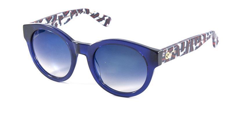 df8e4fa542564 Óculos de Sol Gucci GG3763 Azul - Óculos de Sol - Magazine Luiza