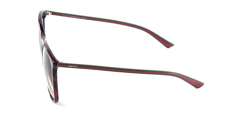 12978d6d3 Óculos de Sol Gucci GG3767 Tartaruga Vermelho R$ 499,99 à vista. Adicionar  à sacola