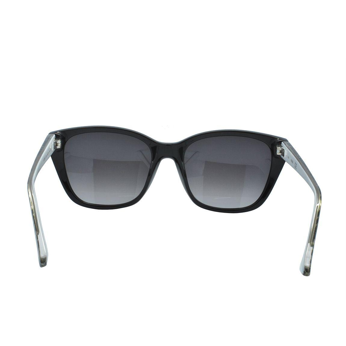2dd826398 Óculos de Sol Guess Feminino GU7593 05B - Acetato Preto e Haste Oncinha R$  460,00 à vista. Adicionar à sacola
