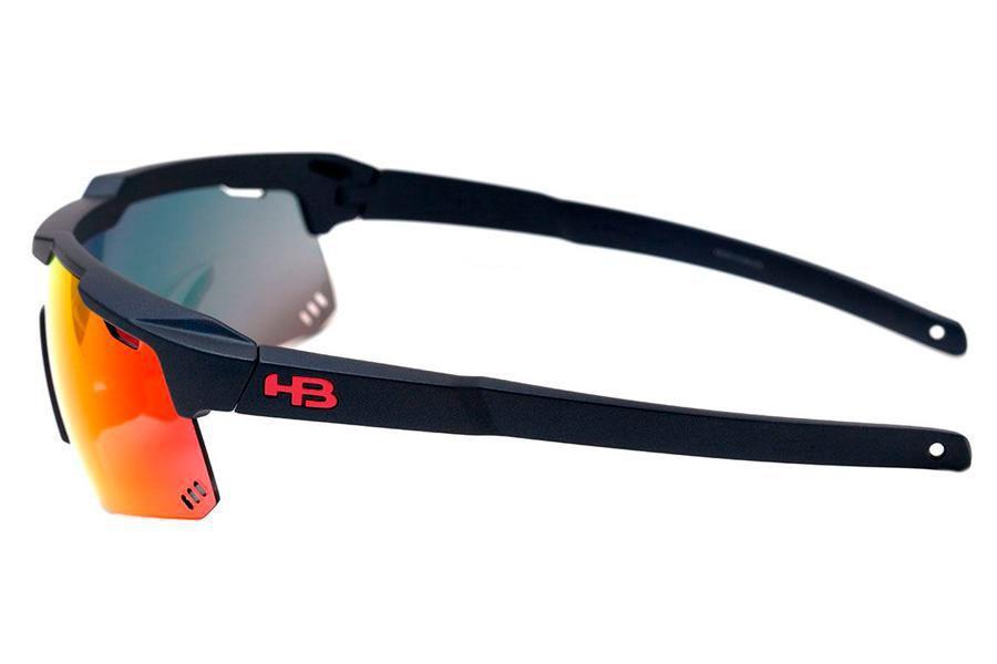 4fd57c79920aa Óculos de Sol HB Shield 90137 626 170 Azul Fosco Produto não disponível