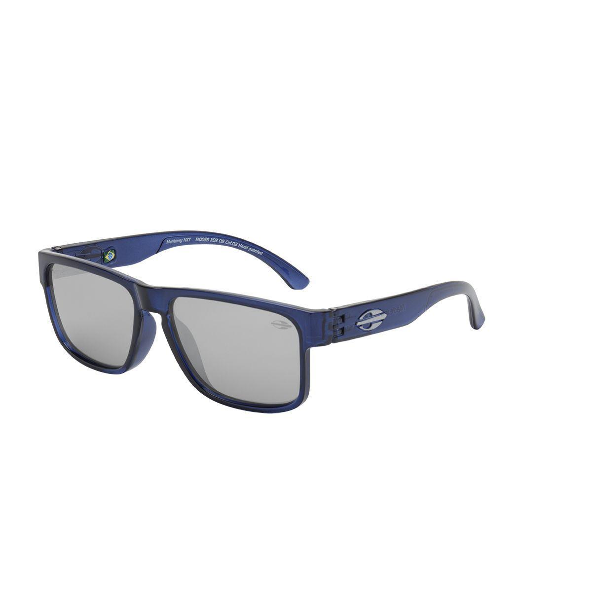 Óculos De Sol Infantil Monterey Azul Lente Espelhada Cinza Mormaii R   199,00 à vista. Adicionar à sacola 88858936fe