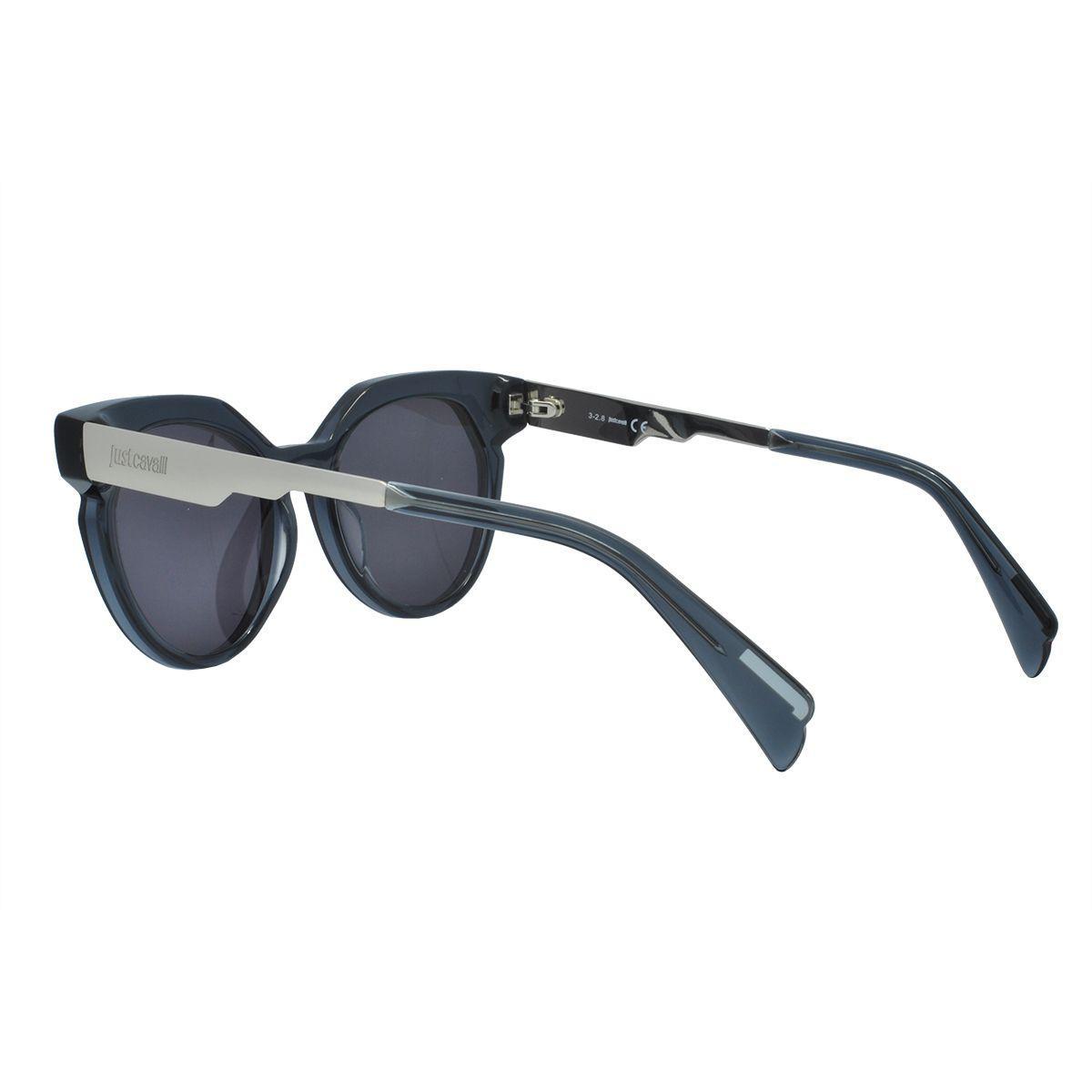 cc59e22159da0 Óculos de Sol Just Cavalli Feminino JC872S 20A - Acetato Preto R  686