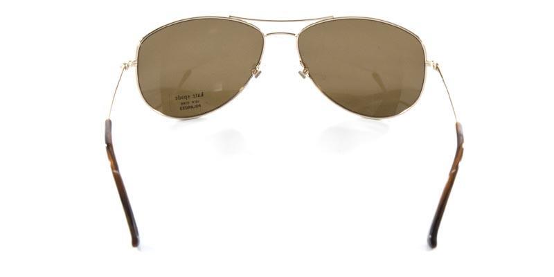 Óculos de Sol Kate Spade ALLY Ouro - Acessórios de moda - Magazine Luiza 6a2a98ad3b