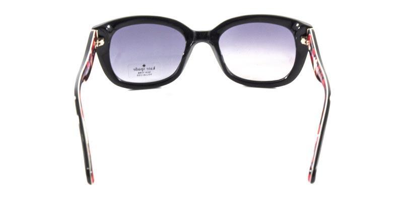 Óculos de Sol Kate Spade DANELLA 807P Preto Lentes Cinza Degradê Polarizadas  R  409,99 à vista. Adicionar à sacola 8f9bff7110