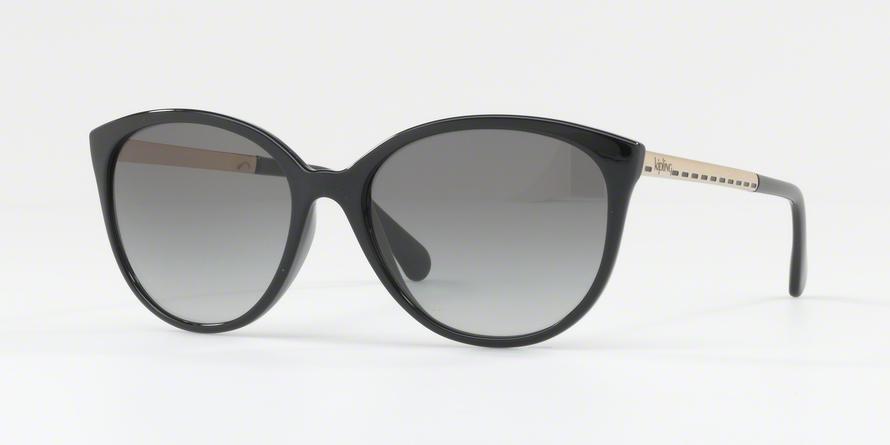 95e547ff2 Óculos de Sol Kipling KP4048 E743 Preto Lente Cinza Degradê Tam 55 R$  239,99 à vista. Adicionar à sacola