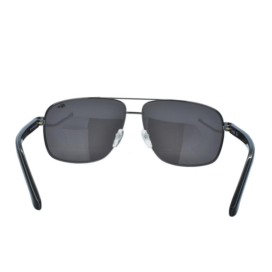 1615c0a0191c5 Óculos de Sol Lacoste Masculino L162S 033 - Metal Preto R  729,00 à vista.  Adicionar à sacola