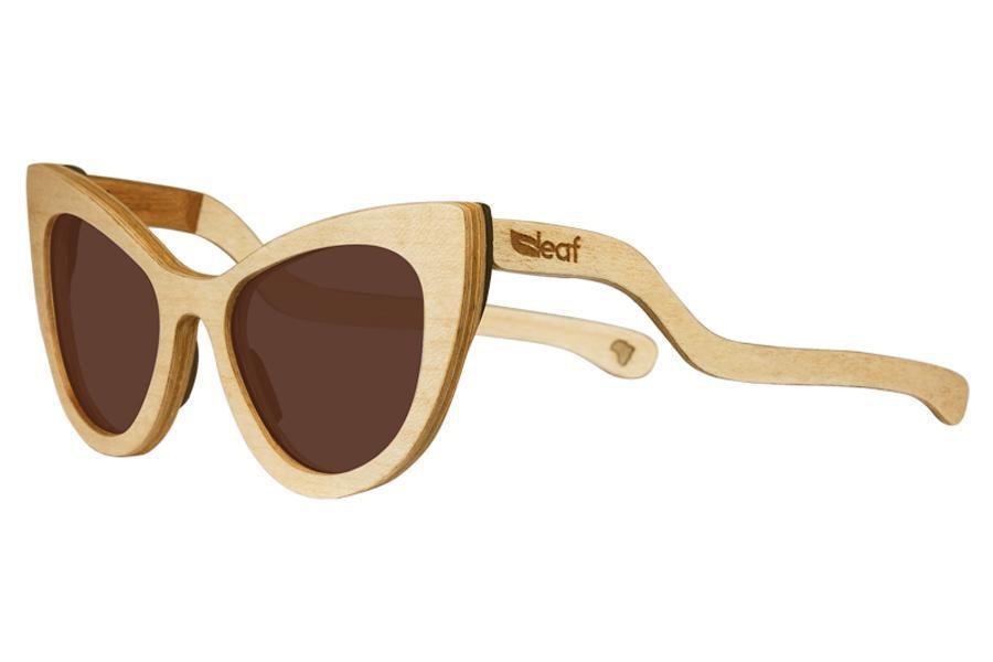 c834b707ab1eb Óculos de Sol Leaf em Madeira - Thunder Maple - Lente Marrom 56 R  492,00 à  vista. Adicionar à sacola