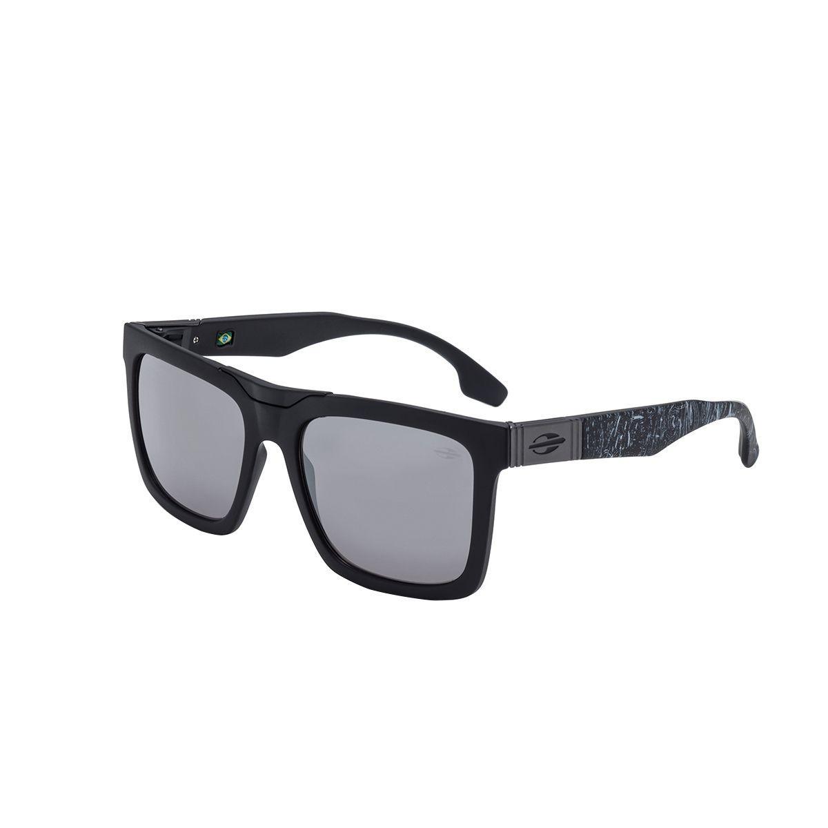Óculos De Sol Long Beach Preto Fosco Lente Espelhada Cinza Mormaii R   249,00 à vista. Adicionar à sacola cfc92946b5