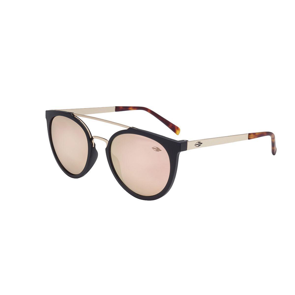 d44c294cfc902 Óculos De Sol Los Angeles Preto Fosco Lente Espelhada Rose Mormaii R   349,00 à vista. Adicionar à sacola