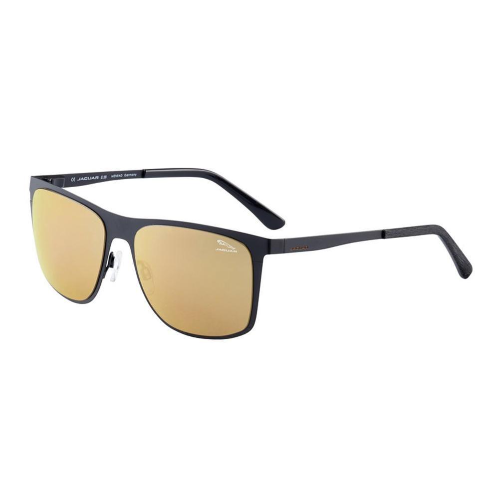 Óculos de Sol Masculino Jaguar 7564 6100 - Preto Dourado Produto não  disponível 99602f9eb0
