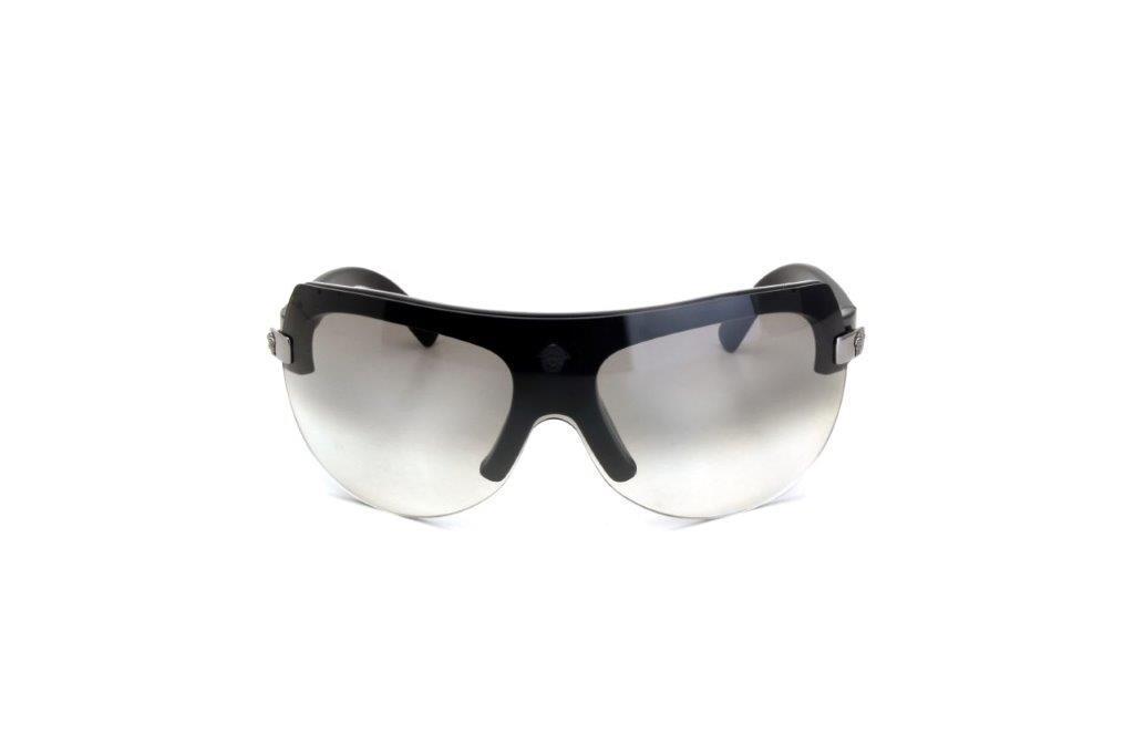 b3fb20965 Oculos de Sol Masculino Versace Proteção UV Degradê Preto R$ 415,35 à  vista. Adicionar à sacola
