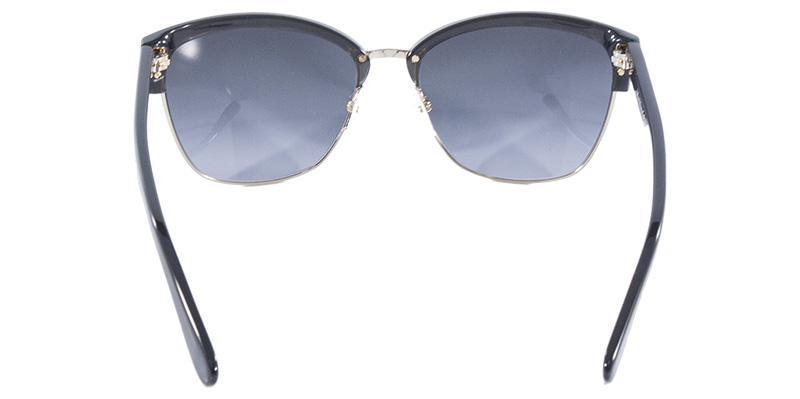 Óculos de Sol MaxMara Cmaster Preto com Ouro - Max mara R  469,99 à vista.  Adicionar à sacola a6516dd8c6