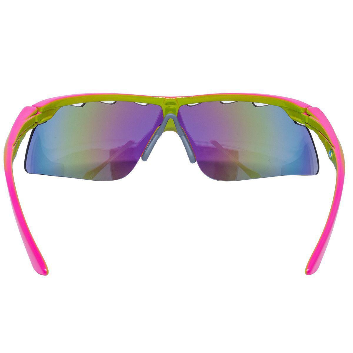 dbd6bcd15e91a Óculos de Sol Mormaii Athlon Esportivo Curvado - acetato rosa