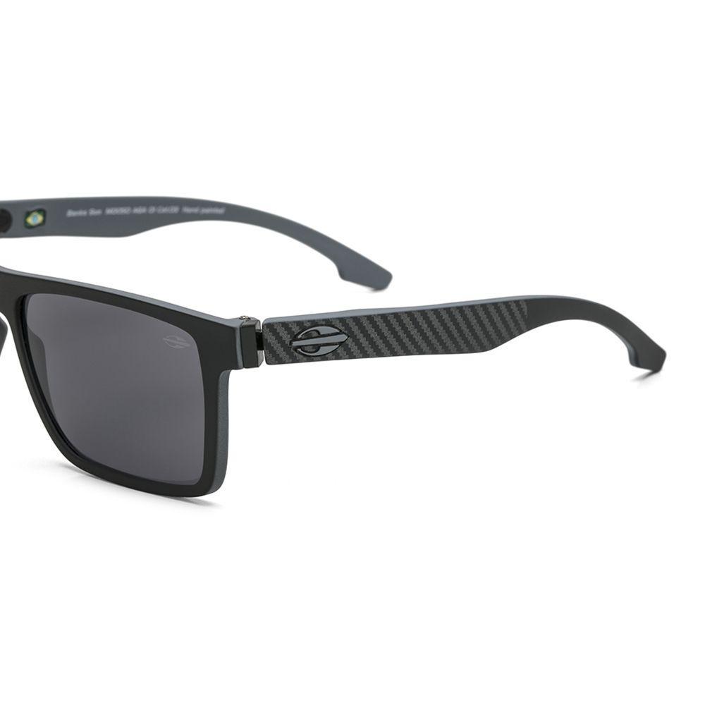 f7ecb126eebf5 Óculos de sol mormaii banks preto parede cinza lente cinza PRETO-CINZA R   249,00 à vista. Adicionar à sacola