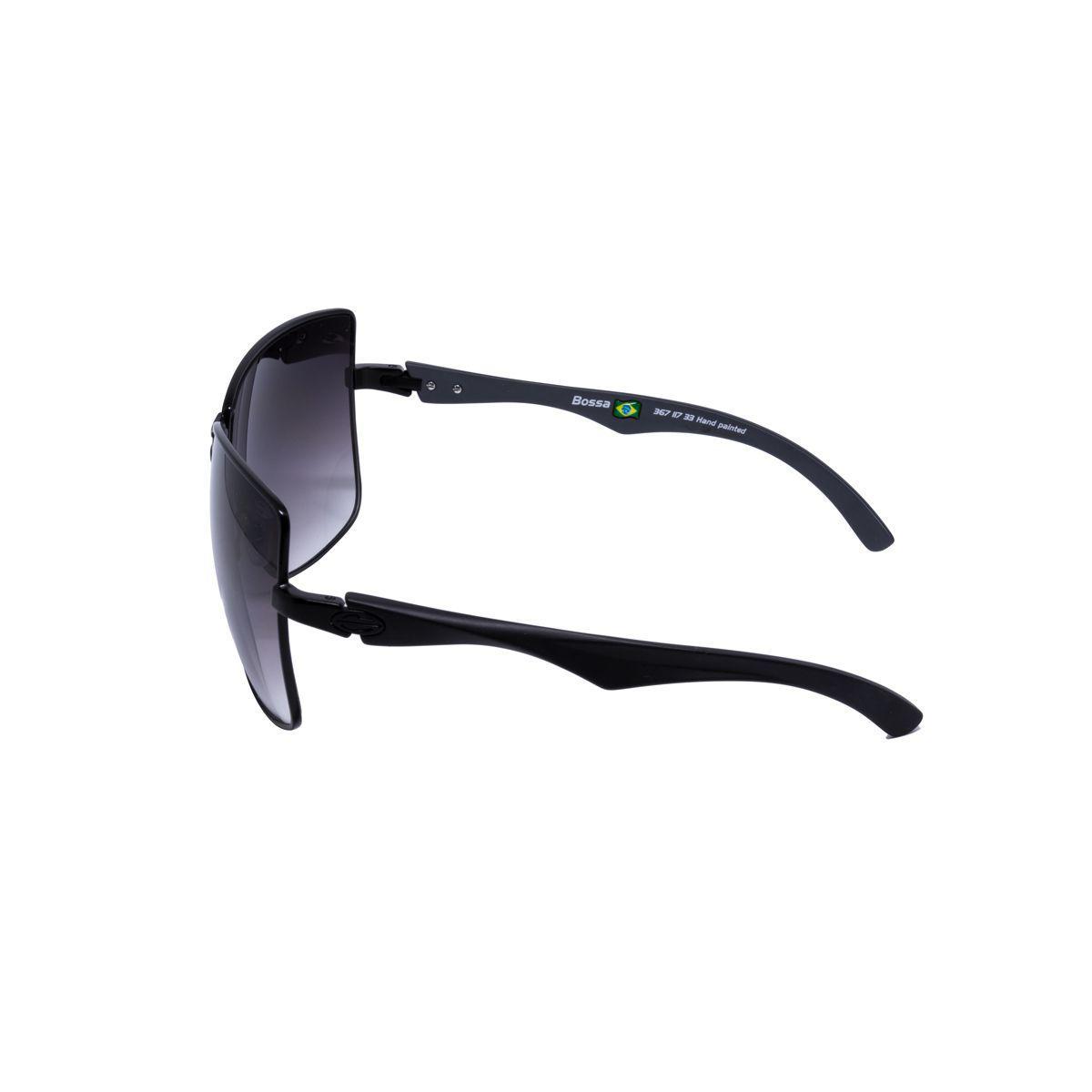 2c1cb11afd102 Óculos de Sol Mormaii Bossa 36711733 - metal preto, lente cinza degradê R   366,00 à vista. Adicionar à sacola