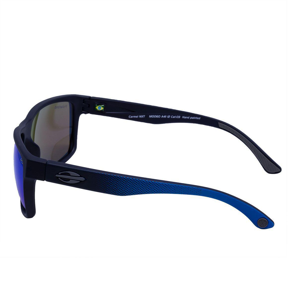 ffa4345da3a82 Óculos de Sol Mormaii Infantil Monterey NXT M0060 A41 - Acetato Azul ...