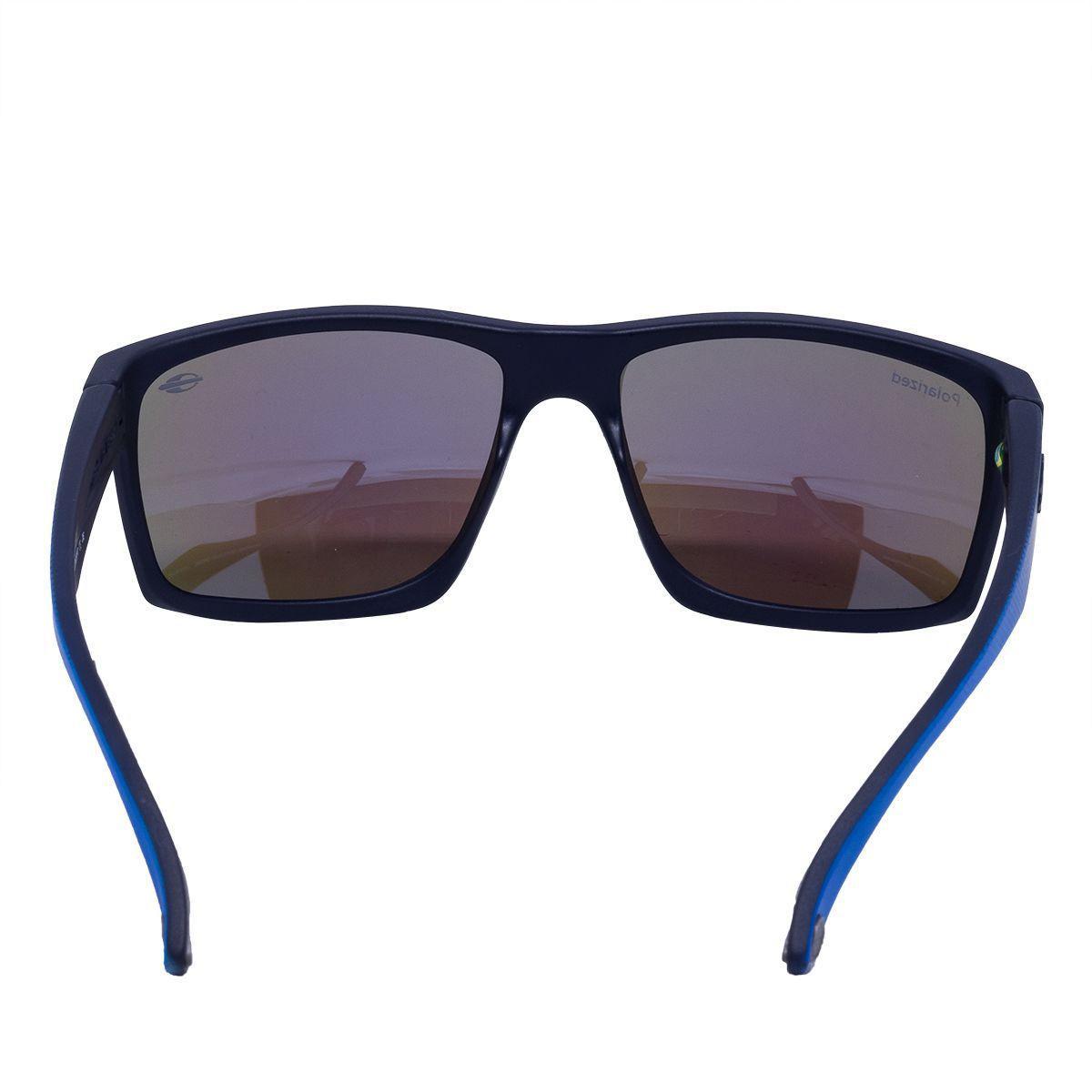 c2a277314f9b1 Óculos de Sol Mormaii Infantil Monterey NXT M0060 A41 - Acetato Azul ...