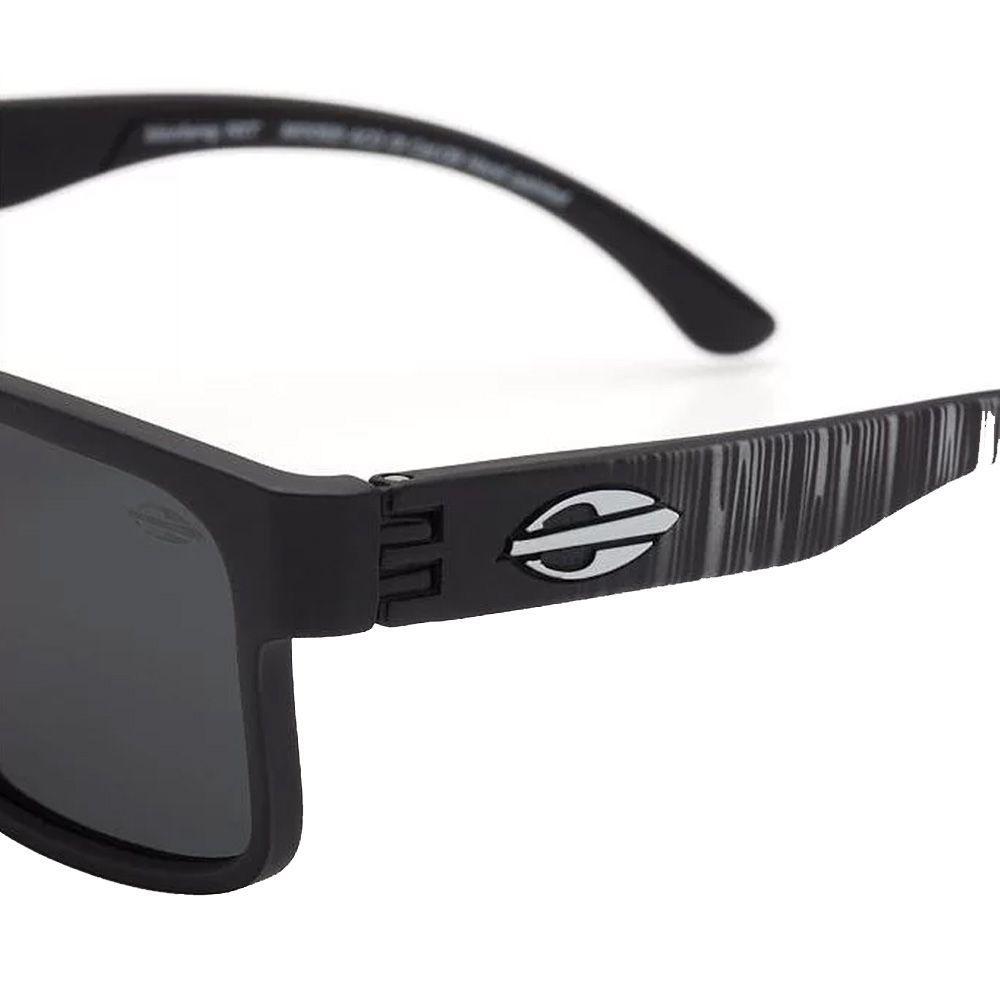 c4425eac7a733 Óculos de sol mormaii monterey nxt infantil preto fosco branco PRETO-BRANCO  R  199