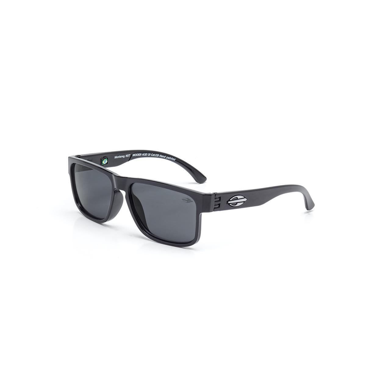 f53342673fd72 Óculos de Sol Mormaii MONTEREY NXT M0059 A02 01 Preto Lente Cinza Tam 48 R   189,99 à vista. Adicionar à sacola