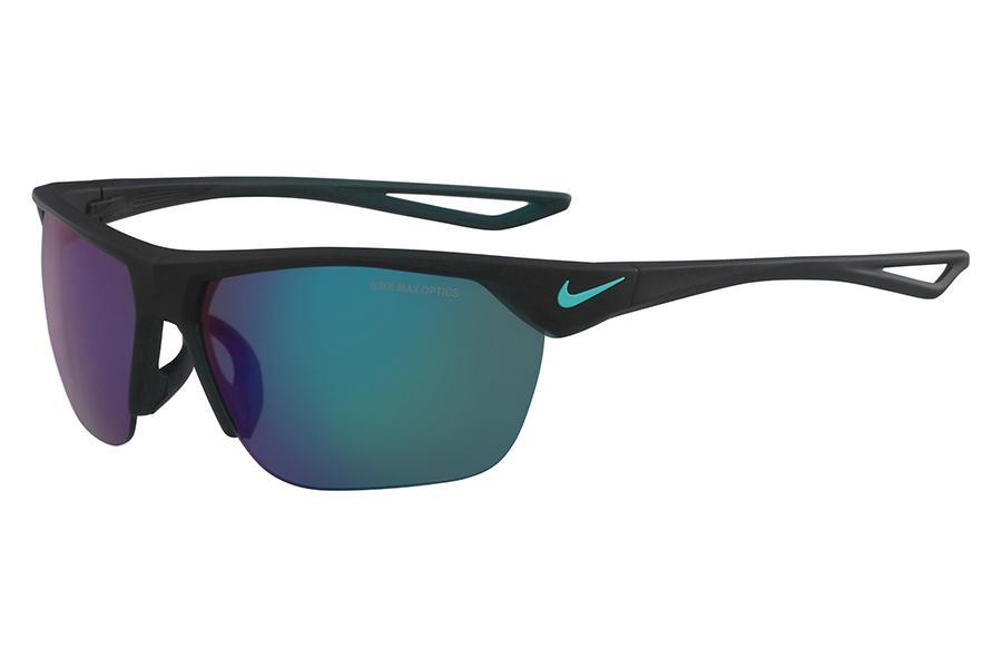 b6c1439cbaea4 Óculos de Sol Nike Trainer S EV1064 333 63 Verde Azulado Escuro Fosco  Produto não disponível
