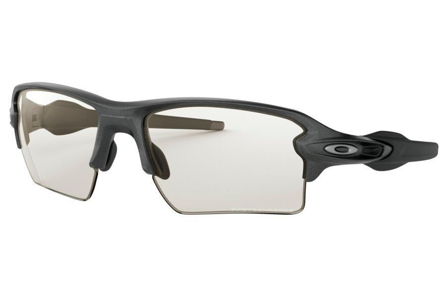 Óculos de Sol Oakley Flak 2.0 XL OO9188 918816 59 Cinza - Óculos de ... 0c39c0cefb8